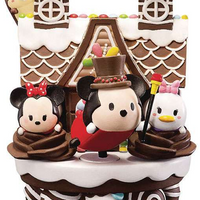 Add to Cart Norton Shopping Guarantee Share: Disney D-Select Tsum Tsum Exclusive 6-Inch Diorama Statue DS-002