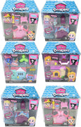 Disney Doorables Mini Playset (Sealed Case of 6)