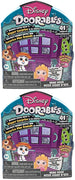Disney Doorable series 5 mini peek - set of 2 boxes (2-3 figures per box)