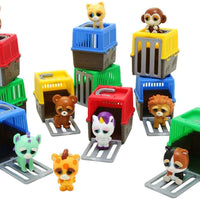 Feisty Pets Mini Misfits all Mystery Packs