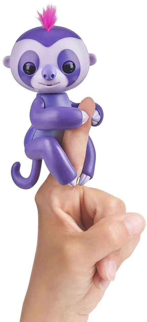Fingerlings marge on finger