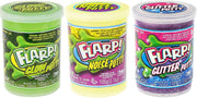 Flarp Glitter, Glow & Noise Putty (Bundle of 3)