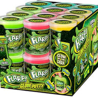 Flarp Glow Putty Full Case Angled