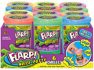 Flarp Noise Putty full case