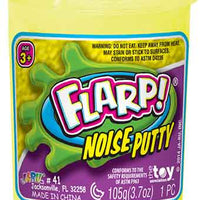 Flarp Noise Putty yellow