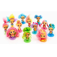Hairdooz Wave 2 all dolls