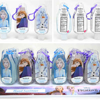 Fruit Scented antibacterial Hand Sanitizer - Frozen all pictures