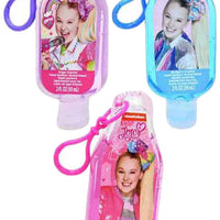 Fruit Scented antibacterial Hand Sanitizer - JoJo Siwa bundle of 3