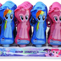 Cotton Candy Scented antibacterial Hand Sanitizer - My Little Pony (complete set of 24)