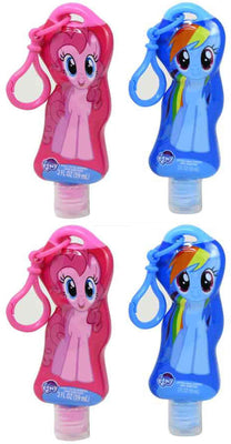 Cotton Candy Scented antibacterial Hand Sanitizer - My Little Pony (Bundle of 4)
