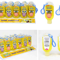 Bubble Gum Scented antibacterial Hand Sanitizer - SpongeBob SquarePants all pictures