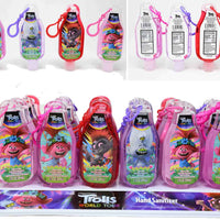 Fruit Scented antibacterial Hand Sanitizer - Trolls all pictures