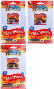 World's Smallest Hot Wheels - Series 3 - (Bundle of 3)