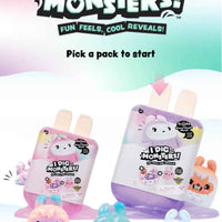 I Dig Monsters Color Change Monji Mystery Popsicle Pack (1 Figure) super fun