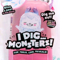 I Dig Monsters Color Change Monji Mystery Popsicle Pack (1 Figure)