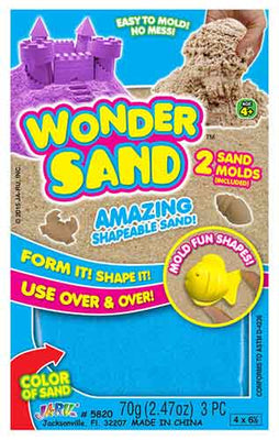 Wonder Sand - Amazing Shapeable Sand Blue