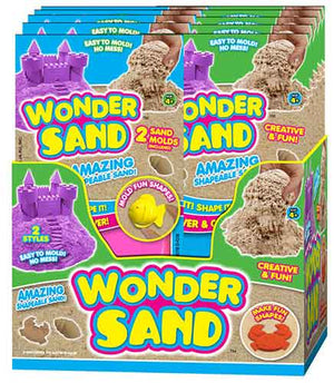 Wonder Sand - Amazing Shapeable Sand Full Case