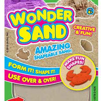 Wonder Sand - Amazing Shapeable Sand color