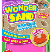 Wonder Sand - Amazing Shapeable Sand Pink