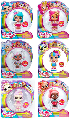 Kindi Kids Minis (Bundle of 3 - Random)