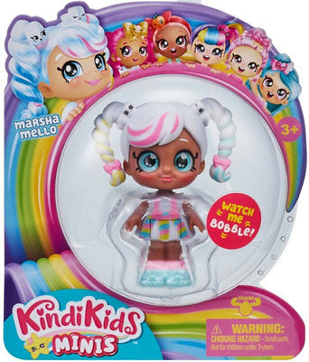 Kindi Kids Minis Marsha Mello Doll in package