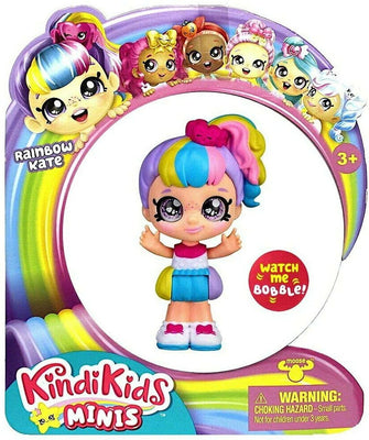 Kindi Kids Minis Rainbow Kate Doll