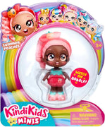 Kindi Kids Minis Summer Peaches Doll