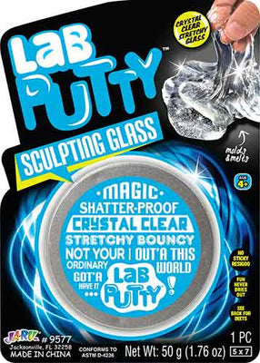 Lab Putty - Sculpting Glass