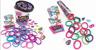 Lots A Loops - Tub and Tube Bundle (Assorted Colors)