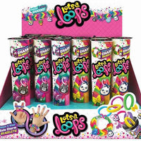 Lots A Loops - Tubes (Case of 24)