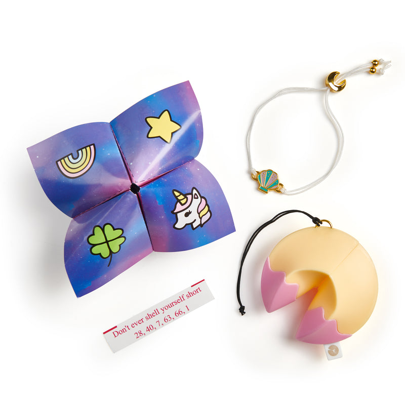 LUCKY FORTUNE WEAR YOUR LUCK KEYCHAIN SINGLE LOOSE LUCKY PINEAPPLE
