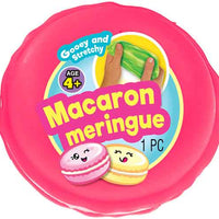 Macaron Meringue Putty - hot pink