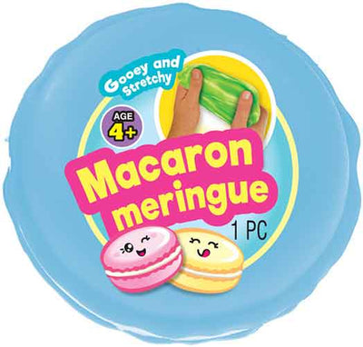 Macaron Meringue Putty light blue