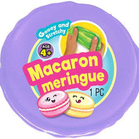 Macaron Meringue Putty - purple