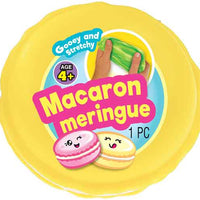 Macaron Meringue Putty - yellow