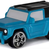 Micro Machines Series 1 Mystery Pack (1 RANDOM Vehicle!) blue truck