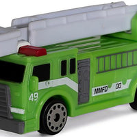 Micro Machines Series 1 Mystery Pack (1 RANDOM Vehicle!) green truck