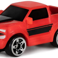 Micro Machines Series 1 Mystery Pack (1 RANDOM Vehicle!) red truck