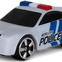 Micro Machines Series 1 Mystery Pack (1 RANDOM Vehicle!) police car