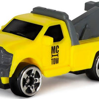 Micro Machines Series 1 Mystery Pack (1 RANDOM Vehicle!) yellow truck