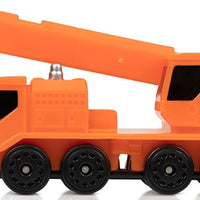 Micro Machines World Pack - Micro City - Construction Crew Crane