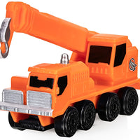 Micro Machines World Pack - Micro City - Construction Crew crane side