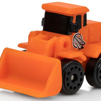 Micro Machines World Pack - Micro City - Construction Crew Front-End Loader