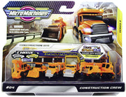 Micro Machines World Pack - Micro City - Construction Crew in package
