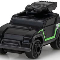 Micro Machines World Pack - Micro City - Protection Force light force angled