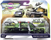 Micro Machines World Pack - Micro City - Protection Force