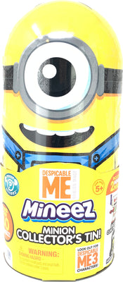 Minions Mineez - Collector's tin