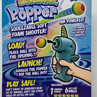 Narwhal Popper back
