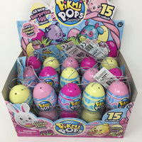 Pikmi Pops surprise Easter eggs