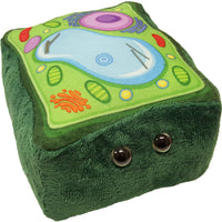 Giant Microbes Plush - Plant Cell